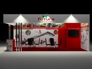 FUTURA - AgrotechExpo in Tashkent