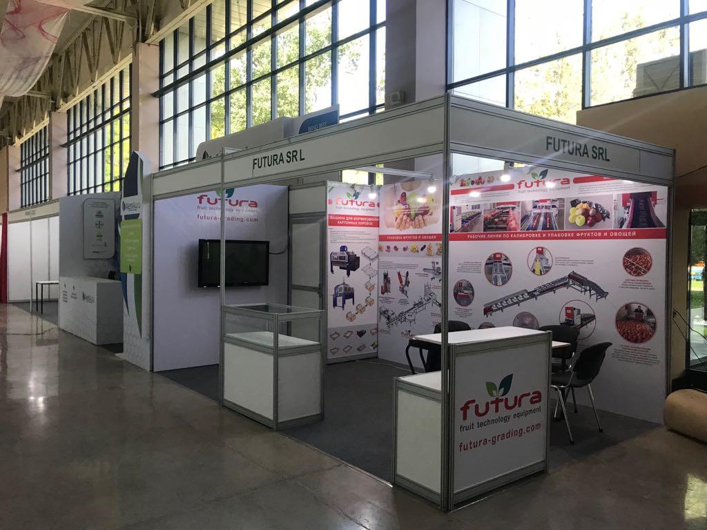 Agrotech Expo 2018 (Uzbekistan)